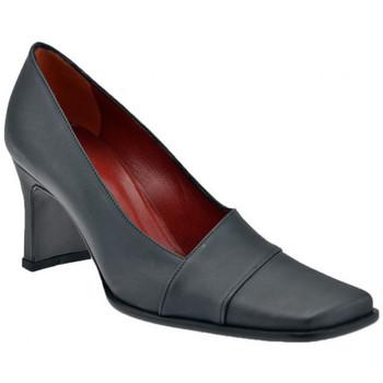 Chaussures Femme Escarpins Enrico Del Gatto PuntaasymétriqueT.70Escarpins Noir