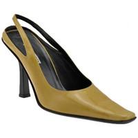 Chaussures Femme Escarpins Enrico Del Gatto Talonouverttalon95Escarpins Beige