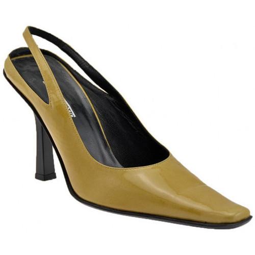 Chaussures Femme Escarpins Enrico Del Gatto Talon ouvert talon 95 Escarpins