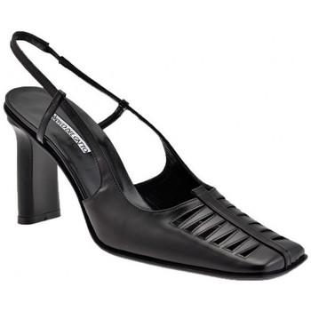 Chaussures Femme Escarpins Enrico Del Gatto Talonouverttalon90Escarpins Noir