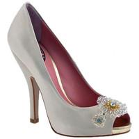 Chaussures Femme Escarpins Fornarina Talon 120 Lux Escarpins Beige