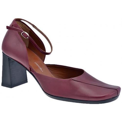Chaussures Femme Escarpins Giancarlo Paoli Bilistalon70Escarpins Rouge