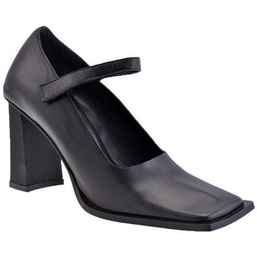 Chaussures Femme Escarpins Giancarlo Paoli FusioVelcroTalon80Escarpins Noir