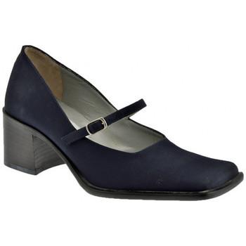 Chaussures Femme Escarpins Now Sangledetalon50Escarpins Bleu