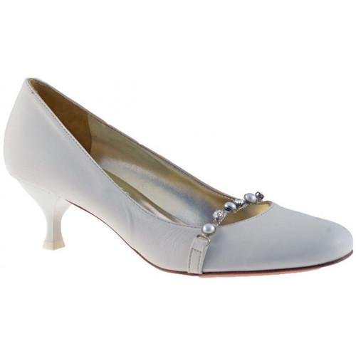 Chaussures Femme Escarpins Fascino StrassT.40DejaEscarpins Beige