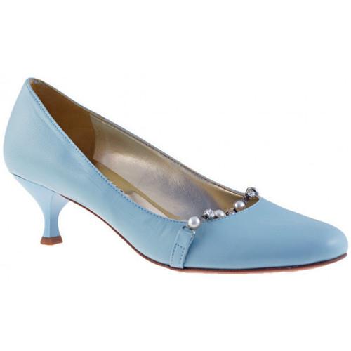 Chaussures Femme Escarpins Fascino StrassT.40DejaEscarpins bleu