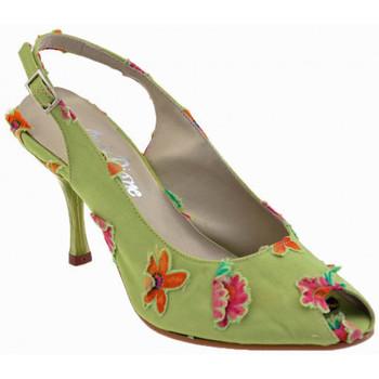 Chaussures Femme Escarpins Onde Piane 80 Fleur talon vérifié Escarpins