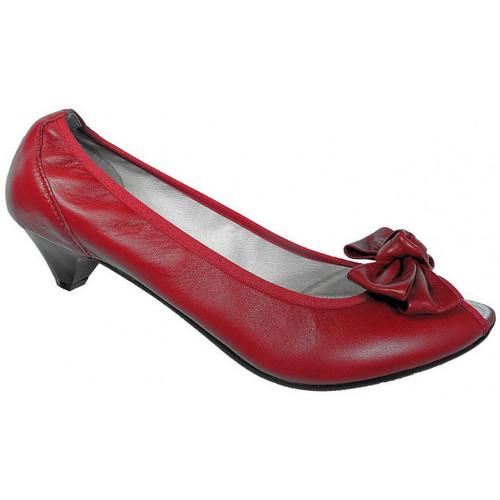 Chaussures Femme Escarpins Keys BowT.20Escarpins rouge