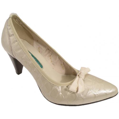 Chaussures Femme Escarpins Keys Pompe de talon 70 pompe Escarpins Multicolor