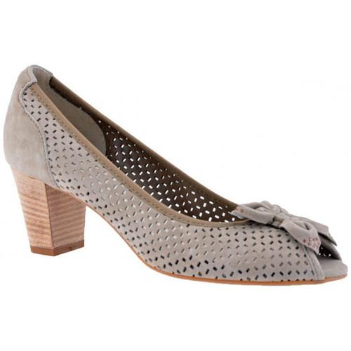 Chaussures Femme Escarpins Keys Talonvérifié50Escarpins Gris