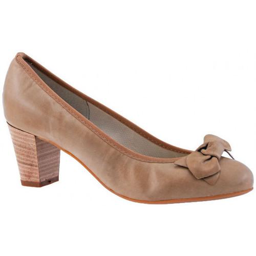 Chaussures Femme Escarpins Keys Bow talon 50 Escarpins