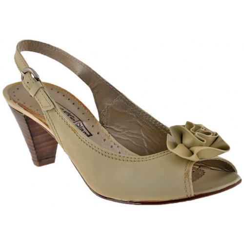 Chaussures Femme Escarpins Progetto B036FleurTalon60Escarpins Blanc
