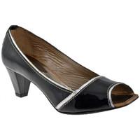 Chaussures Femme Escarpins Progetto C332talon60Escarpins Noir