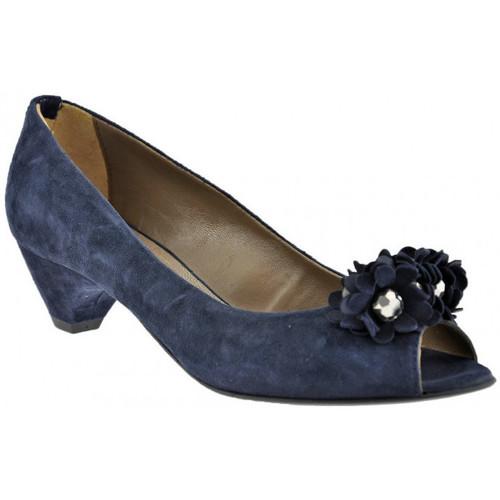 Chaussures Femme Escarpins Progetto PompeBallerinetalon40Escarpins bleu