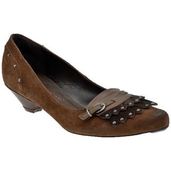 Chaussures Femme Escarpins Lea Foscati FringeT.20Escarpins Marron