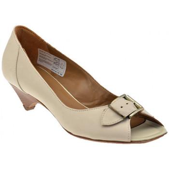 Chaussures Femme Escarpins Lea Foscati BoucleT.20Escarpins Blanc
