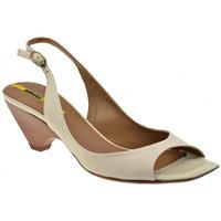 Chaussures Femme Escarpins Lea Foscati Bracelet T.30 Escarpins blanc