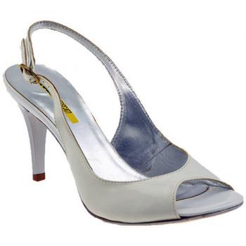 Chaussures Femme Escarpins Lea Foscati BraceletT.70Escarpins Blanc