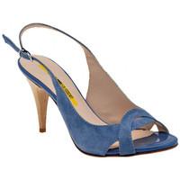 Chaussures Femme Escarpins Lea Foscati Sangledetalon80Escarpins Bleu