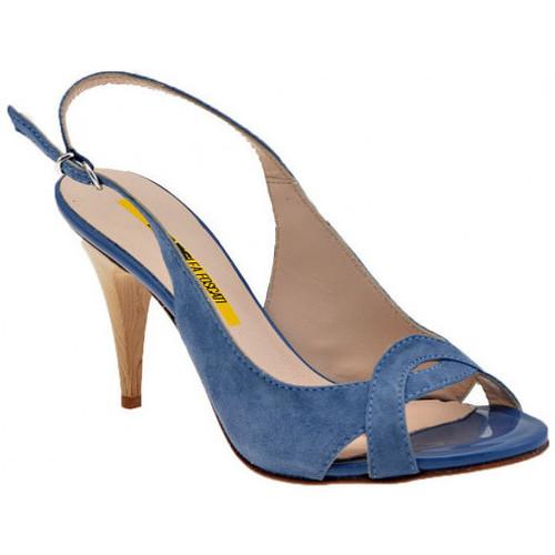 Chaussures Femme Escarpins Lea Foscati Sangle de talon 80 Escarpins