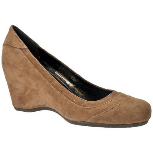 Chaussures Femme Escarpins Otto E Dieci Pompe80pompeEscarpins Gris