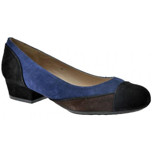 Chaussures Femme Escarpins Otto E Dieci Ballerinetalonpompe30Escarpins Noir