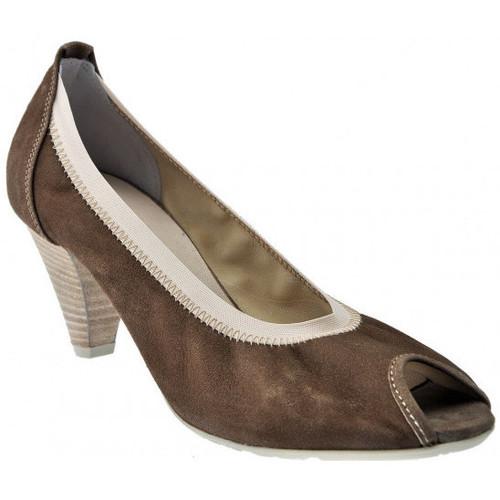 Talon de pompe de talon de chaussure