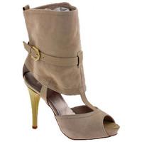 Chaussures Femme Escarpins Ssamzie Plateau de talon 120 Talons-Hauts