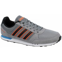 Baskets basses adidas Originals Running vintage  Neo City racer Grey black Sorang