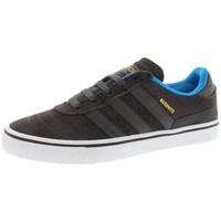 Chaussures Homme Baskets basses adidas Originals skate Busenitz Vulc DGH Solid grey / Solar blue Gris