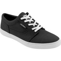 Chaussures Femme Baskets basses DC Shoes BRISTOL CANVAS Black White Noir