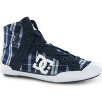 Baskets montantes DC Shoes CHELSEA Z HSE Navy