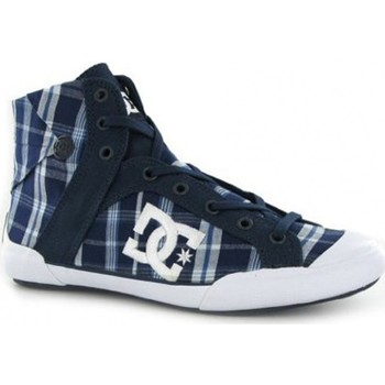 Chaussures Femme Baskets montantes DC Shoes CHELSEA Z HSE Navy Bleu