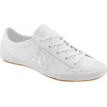 Baskets basses DC Shoes CHELSEA ZERO LLE White White