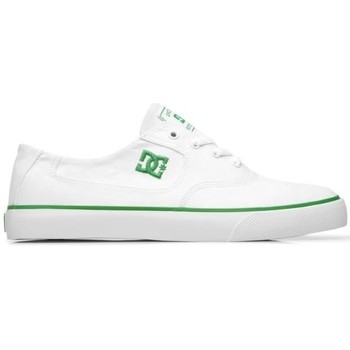 Baskets basses DC Shoes FLASH TX White Emerald