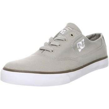 Baskets basses DC Shoes FLASH TX Taupe Stone