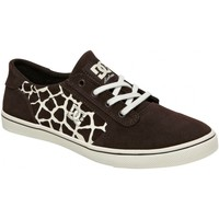 Baskets basses DC Shoes GATSBY 2 LE Coffee