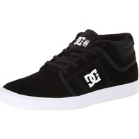 Baskets montantes DC Shoes RD GRAND MID DYRDEK Collection Black White Suede
