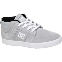 Baskets montantes DC Shoes RD GRAND MID DYRDEK Collection Red Suede
