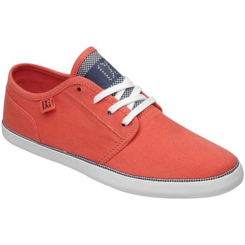 Baskets basses DC Shoes STUDIO LTZ Hot Coral