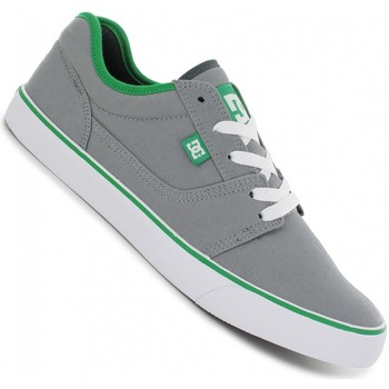 Chaussures Homme Baskets basses DC Shoes TONIK TX Grey Green Gris