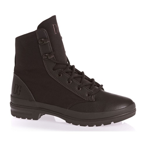 DC Shoes Sneakers Femme Chaussure montante femme style militaire  TRUCE D Marron - Chaussures Boot Femme