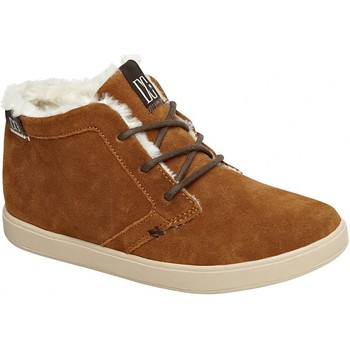 Baskets montantes DC Shoes VILLAGE LE Camel