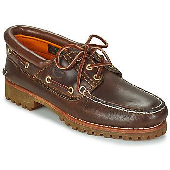 Chaussures bateau Timberland 3 EYE CLASSIC LUG Marron 350x350