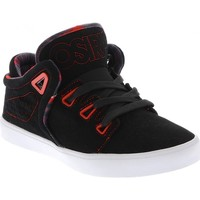 Chaussures Homme Baskets montantes Osiris D3 V Black red white Noir