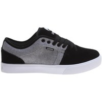 Chaussures Homme Baskets basses Osiris DECAY Black Oxford Noir