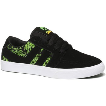 Chaussures Homme Baskets basses Osiris Baskets Homme Skate shoes  LUMIN Black creature Une version très Noir