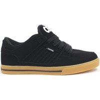 Chaussures Homme Baskets basses Osiris Baskets Homme  PROTOCOL Black white gum De la pure shoes de skat Noir