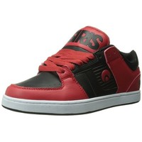 Chaussures Homme Baskets montantes Osiris Baskets Homme Skate shoes SCRIPT Red black Confort et style... Rouge