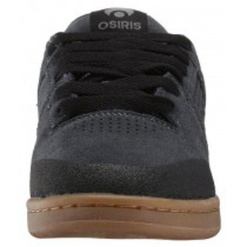 Chaussures Homme Baskets basses Osiris SLEAK Charcoal gum Gris